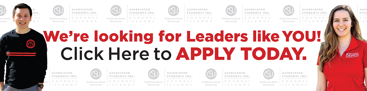 We're looking for leaders like you. Click Here to Apply Today.